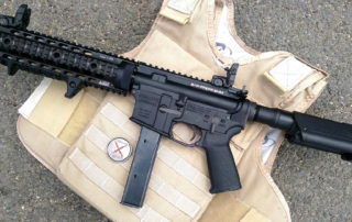 SAR-PREPR 9MM Pistol with Quad Rail Free Float Hand Guard