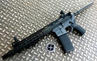 SAR-XV Mod2 556 Pistol Sniper Grey Receiver