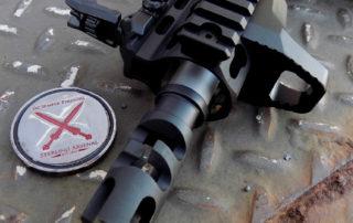 SAR-XV 416R Match Barrel, PWS Break