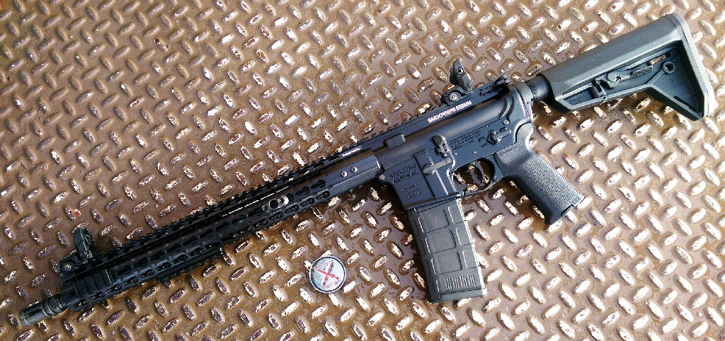 Mod2 Carbine also avail in 300BLK 6.8SPC 9MM 458