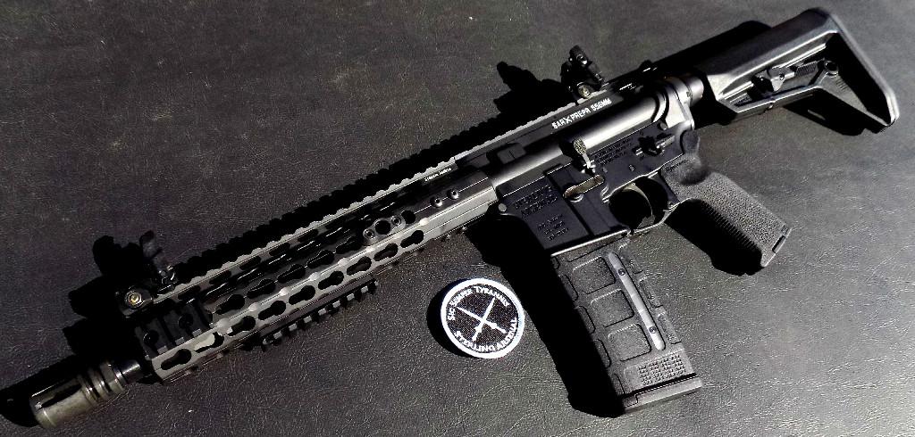 SAR-XV Mod2 556 SBR