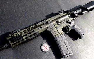 SAR-XV PREPR Mod2 Pistol (h)