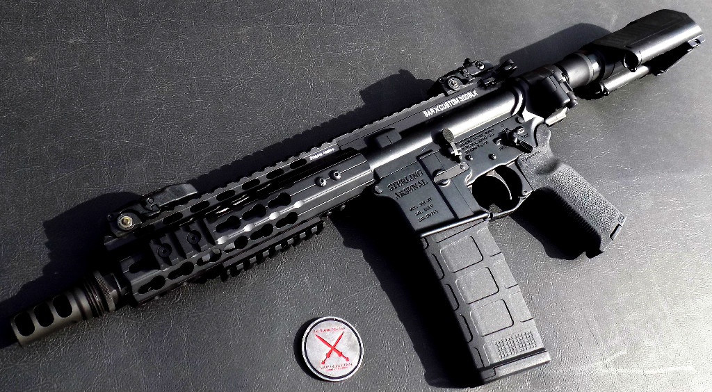 SAR-XV PREPR Mod2 Pistol (i)