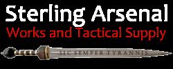 Sterling Arsenal Logo