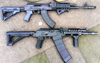 SAR-AK Rifle and Shotgun Conversions