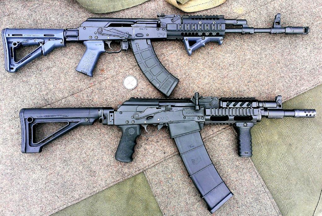 SAR-AK Rifle and Shotgun Conversions