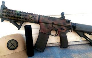 SAR-XV Combat Match 300BLK