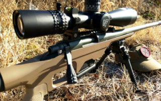 SAR-Bolt Action Rifles